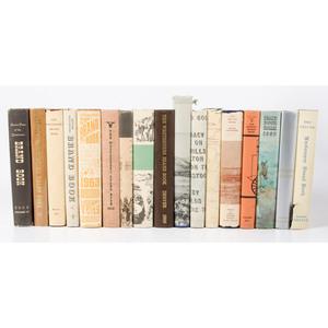 "[Western Americana] Run of 28 Denver Posse ""Brand Books,"" Limited Editions"