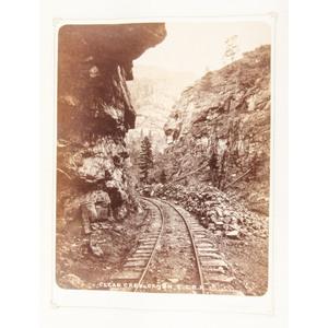 """[Western Americana - Original Photographs] Harrington's, """"Summering in Colorado,"""" 1874 with 15 Original Photographs of Colorado"""