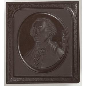 Unique Sixth Plate Union Case of George Washington [Berg 1-194]