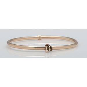 14k Rose Gold Bracelet