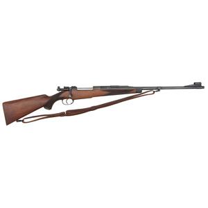 * British W&C Scott Bolt-Action Mauser Rifle