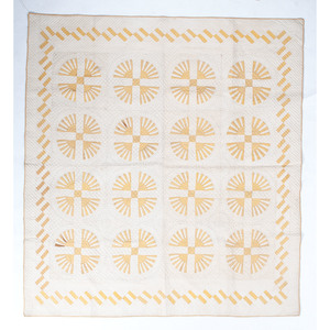 Appliqué Quilts with Wreath and Flower Patterns