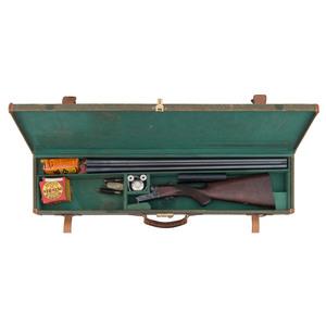 ** Webley & Scott 700 Boxlock Shotgun