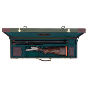 ** Storger Arms  Sidelock Double Rifle