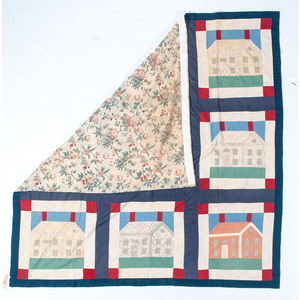 Patchwork and Appliqué Quilts