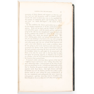[Americana - Native American] Catlin's Notes in Europe, 1848, London;  2 Volumes, Signed & Inscribed by George Catlin