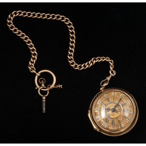 John Dalton English Pocket Watch