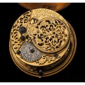 John Dalton English Pocket Watch