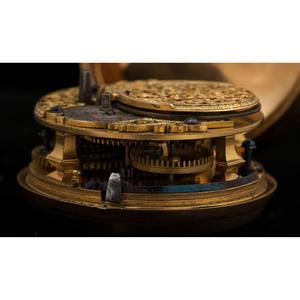 John Dalton 22k Gold Pocket Watch