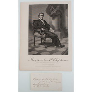 Alexander Stephens, VP CSA, ALS and Calling Card