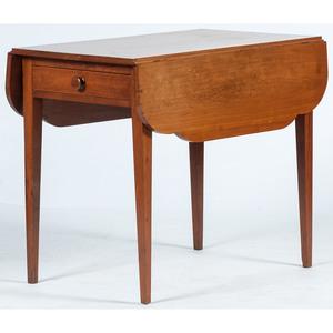Cherry Pembroke Table