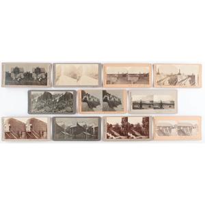 Rare Group of Washington State Stereoviews Published by J.H. Billinghurst, Anacortes, WA