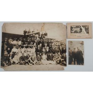 William Howard Taft, Group of Four Photographs