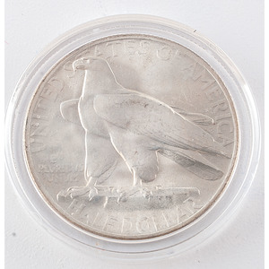 United States Connecticut Tercentenary Half Dollar 1935