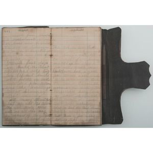 Civil War Diary of Samuel Simpson, Winchester, New York, 1863