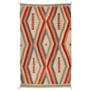 Navajo Germantown Weaving / Rug