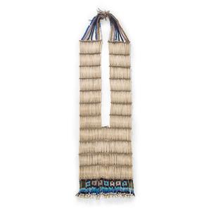 Plains Woman's Bone Hairpipe Breastplate