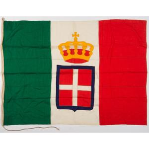 World War II Italian Flag