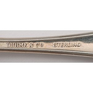 American Sterling Serving Pieces
