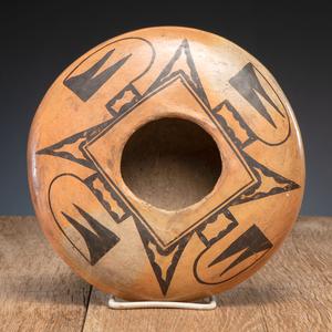 Nampeyo of Hano (Hopi, 1857-1942) Attributed, Pottery Seed Jar