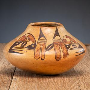 Nampeyo of Hano (Hopi, 1857-1942) Attributed, Pottery Jar