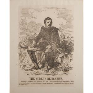 George McClellan Presidential Campaign Broadside, The Modern Belisarius