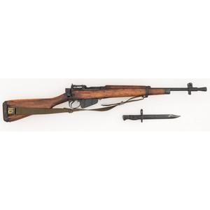 ** British Enfield No.5 Mk.1 Jungle Carbine