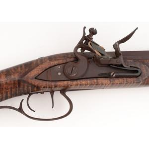 Contemporary Made Flintlock Rifle