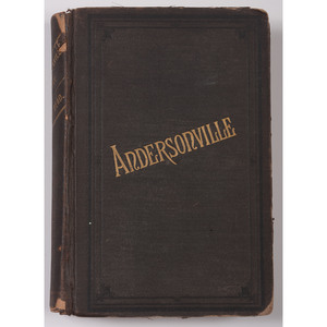 Andersonville Diary, Escape and List of the Dead, by John L. Ransom, Plus