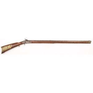 Full Stock Percussion Long Gun