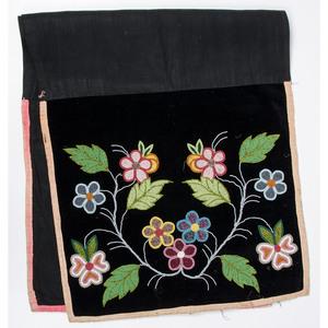 Anishinaabe Beaded Breech Cloth