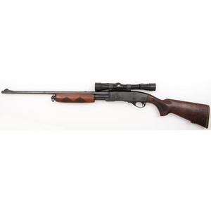 *Remington Model 760 Rifle with Scope