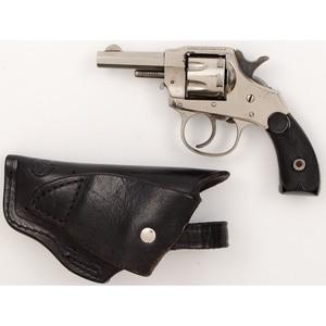 Hopkins & Allen XL Double Action Revolver