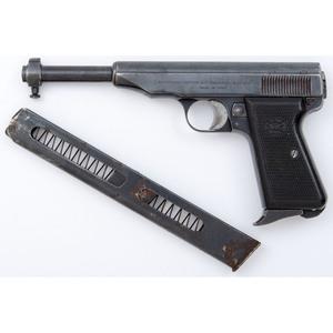 Bernardelli-Gardone Target Pistol