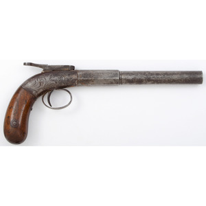 Stocking & Co Bar Hammer Percussion Single Shot Pistol