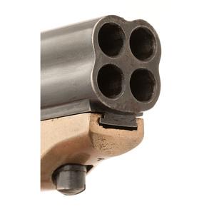 C. Sharps & Co. Model 1A Pepperbox Derringer