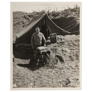 Major General James E. Chaney Archive, Incl. Letters from Iwo Jima
