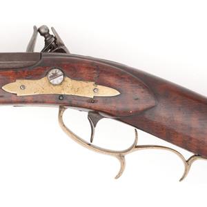 Flintlock Kentucky Rifle