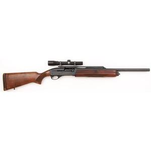 Remington 11-87 Shotgun with Scope