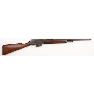 ** First Year of Production Winchester Model 1905 Self Loading Rifle