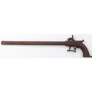 All Metal Percussion Buggy Rifle