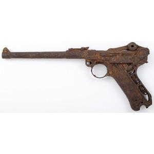 Relic Artillery Luger