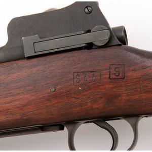 ** Remington U.S. Model 1917 Rifle with Bayonet