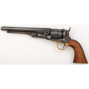 Colt Model 1860 Army 2nd Generation Revolver in Box
