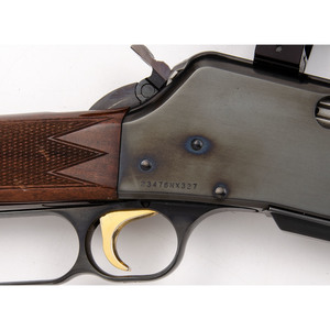 *Browning 81L Lever Action Rifle with Scope
