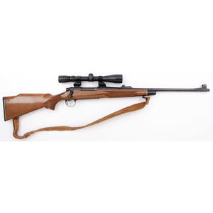 * Remington Model 700 Rifle with Scope