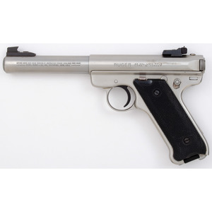 * Ruger Mark II Target Pistol in the Box