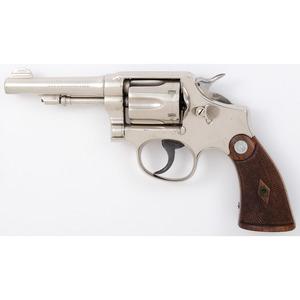 * Smith & Wesson Revolver