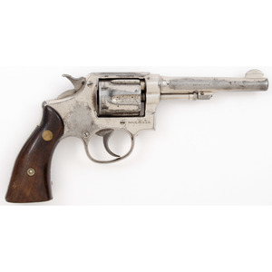 * Smith & Wesson Revolver