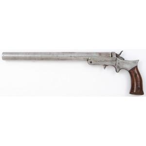 Rare Shattuck Flare Pistol
